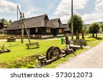 podbiel  slovakia   august 2 ... | Shutterstock . vector #573012073