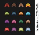 winter hats | Shutterstock .eps vector #573028870