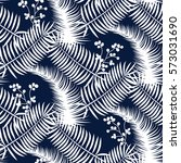 seamless pattern design.... | Shutterstock .eps vector #573031690