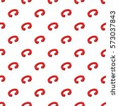 circular arrow pattern. cartoon ... | Shutterstock . vector #573037843