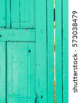 artful weathered turquoise...   Shutterstock . vector #573038479
