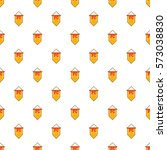 flag football team pattern.... | Shutterstock . vector #573038830
