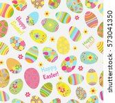 seamless multicolored pattern... | Shutterstock . vector #573041350