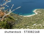 amazing view on the island of... | Shutterstock . vector #573082168