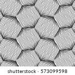 seamless pattern   modern... | Shutterstock .eps vector #573099598