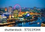 london  uk   december 19  2015  ...   Shutterstock . vector #573119344