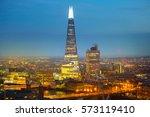 london  uk   december 19  2015  ...   Shutterstock . vector #573119410