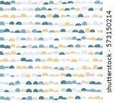abstract cute colorful... | Shutterstock . vector #573150214