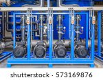 large industrial water... | Shutterstock . vector #573169876