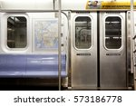 new york  ny  usa   september 6 ... | Shutterstock . vector #573186778