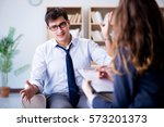 medical concept with... | Shutterstock . vector #573201373