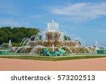 Chicago's Buckingham Fountain ...