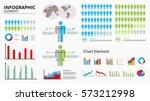 human infographics | Shutterstock .eps vector #573212998