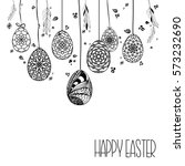Decorative Card With Hanging...