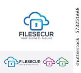 file security  security ... | Shutterstock .eps vector #573251668