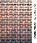 metal net weave background... | Shutterstock . vector #573253270