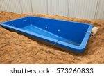 installation plastic fiberglass ... | Shutterstock . vector #573260833