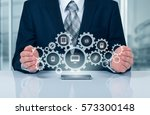 business  technology  internet... | Shutterstock . vector #573300148