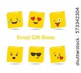 beautiful creative 3d cute...   Shutterstock .eps vector #573342304