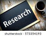 motivational wording written on ... | Shutterstock . vector #573354193