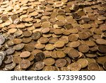 Scattered Polish Currency ...