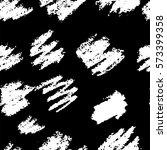 vector collection ink hand...   Shutterstock .eps vector #573399358