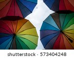 color picture of colorful... | Shutterstock . vector #573404248