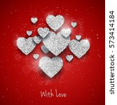 Vector Happy Valentine's Day...