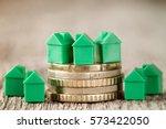 Real Estate Mortgage Concept...