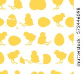 seamless easter pattern....