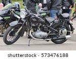 vilnius  lithuania   may 1 ... | Shutterstock . vector #573476188