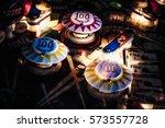 Detail Of Vintage Pinball Tabl...