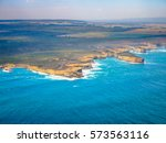 aerial view of beautiful... | Shutterstock . vector #573563116