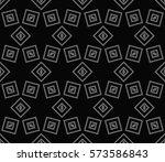 modern geometric seamless... | Shutterstock .eps vector #573586843