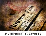 nutrition facts and measure