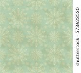 seamless winter background with ...   Shutterstock . vector #573623530