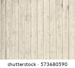 White Painted Wooden Wall...