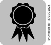 vector illustration of badge... | Shutterstock .eps vector #573701026