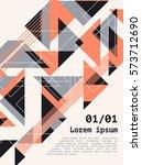 poster  flyer  brochure  cover...   Shutterstock .eps vector #573712690