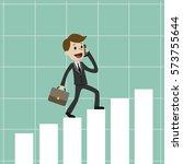 finance  money  business ... | Shutterstock .eps vector #573755644