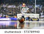 thessaloniki  greece  february... | Shutterstock . vector #573789940