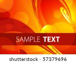 fiery abstract background....