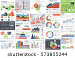 infographic elements data... | Shutterstock .eps vector #573855244