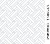 black and white geometric... | Shutterstock .eps vector #573880378
