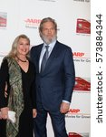 Small photo of LOS ANGELES - FEB 6: Susan Bridges, Jeff Bridges at the AARP Movies for Grownups Awards at Beverly Wilshire Hotel on February 6, 2017 in Beverly Hills, CA