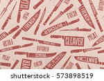 seamless pattern and background ... | Shutterstock .eps vector #573898519