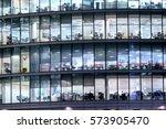 London Office Building...