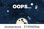 vector flat cosmos design...
