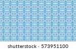 christmas background blue... | Shutterstock . vector #573951100