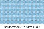 christmas background blue... | Shutterstock . vector #573951100